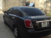 Bán Daewoo Lacetti 1.6 EX năm sản xuất 2009, màu đen giá 155 triệu tại Nam Định
