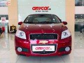 Bán ô tô Chevrolet Aveo LT 1.4 MT 2018, màu đỏ, chính chủ giá 318 triệu tại Tp.HCM