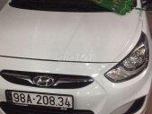 Bán Hyundai Accent năm 2012, màu trắng số sàn giá 350 triệu tại Bắc Giang