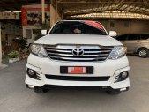 Cần bán Toyota Fortuner V 4x2 TRD đời 2016, màu trắng giá 850 triệu tại Tp.HCM