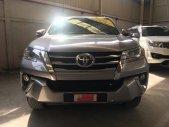 Cần bán lại xe Toyota Fortuner V 4x2 đời 2017, màu bạc, nhập khẩu chính hãng giá 1 tỷ 40 tr tại Tp.HCM