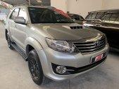 Cần bán lại xe Toyota Fortuner G 2016, màu bạc, giá tốt giá 800 triệu tại Tp.HCM