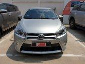 Cần bán lại xe Toyota Yaris G đời 2015, màu bạc, nhập khẩu chính hãng giá 580 triệu tại Tp.HCM