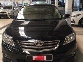 Bán ô tô Toyota Corolla altis 1.8G đời 2009, màu đen giá 470 triệu tại Tp.HCM