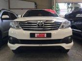 Bán ô tô Toyota Fortuner V 4x2 TRD năm 2015, màu trắng, giá chỉ 790 triệu giá 790 triệu tại Tp.HCM