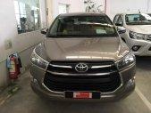 Xe Toyota Innova 2.0E đời 2018, màu bạc giá 740 triệu tại Tp.HCM