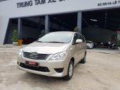 Cần bán gấp Toyota Innova J đời 2013, màu nâu, 360tr giá 360 triệu tại Tp.HCM