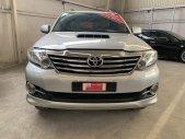 Bán Toyota Fortuner G 2016, màu bạc, giá chỉ 830 triệu giá 830 triệu tại Tp.HCM