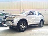 Cần bán lại xe Toyota Fortuner V 4x2 năm 2017, màu bạc, nhập khẩu chính hãng giá 1 tỷ 40 tr tại Tp.HCM