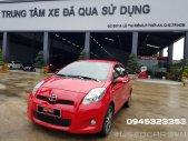 Cần bán lại xe Toyota Yaris 1.5RS đời 2013, màu đỏ, nhập khẩu nguyên chiếc giá cạnh tranh giá 520 triệu tại Tp.HCM