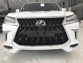 Bán Lexus LX570 Super Sport S bản xuất Mỹ tiêu chuẩn cao nhất, xe sản xuất 2018 đăng ký một chủ từ đầu mới lăn bánh hơn giá 8 tỷ 100 tr tại Hà Nội