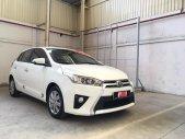 Bán Toyota Yaris G sản xuất 2016, màu trắng, nhập khẩu chính hãng giá 600 triệu tại Tp.HCM