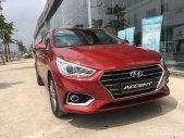 Bán xe giá tốt - Giao nhanh tận nhà: Hyundai Accent 1.4 AT năm 2020, màu đỏ giá 501 triệu tại Đà Nẵng