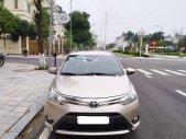 Tôi cần bán chiếc xe ô tô Toyota Vios 1.5E màu ghi vàng 2016 giá 365 triệu tại Hà Nội