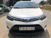 Cần bán gấp Toyota Vios 1.5E MT đời 2014, màu trắng số sàn giá 355 triệu tại Cần Thơ