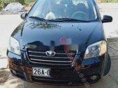 Xe Daewoo Gentra đời 2010, màu đen đẹp như mới giá 186 triệu tại Sơn La