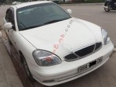 Cần bán xe Daewoo Nubira 2001, màu trắng giá 72 triệu tại Bắc Giang