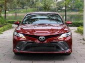 Bán Toyota Camry 2.5Q đời 2020, màu đỏ, khuyến mại sốc giá 1 tỷ 235 tr tại Hà Nội