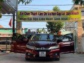 Cần bán lại xe Honda City năm sản xuất 2015, màu đỏ giá 445 triệu tại Bình Dương