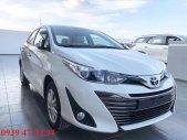 Cần bán Toyota Vios sản xuất 2020, màu trắng giá cạnh tranh giá 470 triệu tại Cần Thơ