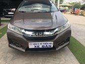 Xe Honda City 1.5 MT sản xuất 2016, màu nâu giá 379 triệu tại Bình Dương
