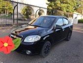 Cần bán xe Daewoo Gentra đời 2011, màu đen giá 198 triệu tại Đồng Nai