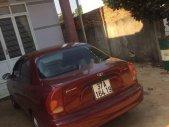 Bán Daewoo Lanos sản xuất 2000, màu đỏ xe gia đình giá 68 triệu tại Đồng Nai