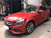 Bán Mercedes C200 2015, màu đỏ, giá chỉ 960 triệu giá 960 triệu tại Tp.HCM