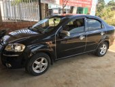 Cần bán lại xe Daewoo Gentra sản xuất năm 2007, màu đen, nhập khẩu, giá tốt giá 128 triệu tại Lâm Đồng