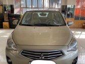 Cần bán lại xe Mitsubishi Attrage đời 2015, màu xám, giá chỉ 262 triệu giá 262 triệu tại Đồng Nai