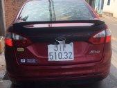 Cần bán xe Ford Fiesta năm sản xuất 2015, màu đỏ, xe gia đình giá 365 triệu tại Tp.HCM
