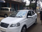 Bán Daewoo Gentra sản xuất 2007, màu trắng số sàn, giá 145tr giá 145 triệu tại Gia Lai