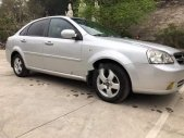Bán ô tô Daewoo Lacetti đời 2008, màu bạc, nhập khẩu, 150tr giá 150 triệu tại Yên Bái