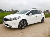 Cần bán lại xe Kia Cerato đời 2017, màu trắng như mới giá 538 triệu tại Nghệ An