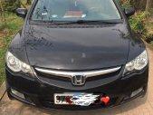 Bán ô tô Honda Civic năm sản xuất 2010, màu đen, xe nhập, giá 295tr giá 295 triệu tại Nghệ An
