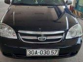 Bán Daewoo Lacetti sản xuất 2009, màu đen, nhập khẩu   giá 155 triệu tại Thái Bình