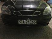 Cần bán Daewoo Nubira sản xuất 2003, màu đen xe gia đình giá 115 triệu tại Tp.HCM