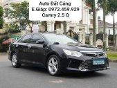 Bán Toyota Camry 2.5Q đời 2015, màu đen, giá tốt giá 820 triệu tại Hải Phòng