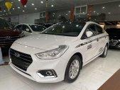 Cần bán Hyundai Accent 1.4MT sản xuất năm 2018, màu trắng, 465 triệu giá 465 triệu tại Hà Nội
