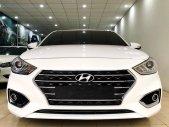 Cần bán gấp chiếc xe Hyundai Accent 1.4 AT bản đặc biệt, sản xuất 2018, màu trắng giá 516 triệu tại Hải Dương