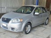 Cần bán gấp Daewoo Gentra sản xuất 2007, màu bạc, nhập khẩu nguyên chiếc còn mới giá cạnh tranh giá 175 triệu tại An Giang