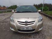 Cần bán Toyota Vios năm 2008, màu vàng cát, 189tr giá 189 triệu tại Nam Định