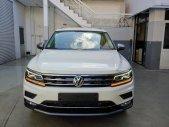 Volkswagen Tiguan Allspace Topline, nhập khẩu, màu trắng, tặng quà hấp dẫn giá 1 tỷ 679 tr tại Quảng Ninh