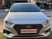 Bán lại chiếc Hyundai Accent 1.4 AT bản tiêu chuẩn đời 2018, màu bạc, giao nhanh giá 475 triệu tại Bình Dương