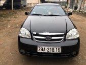 Bán ô tô Daewoo Lacetti sản xuất 2008, màu đen giá 165 triệu tại Hà Nội