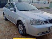 Cần bán lại xe Daewoo Lacetti sản xuất năm 2005, màu bạc giá 160 triệu tại BR-Vũng Tàu