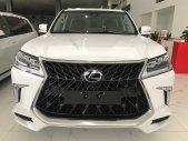 Bán Lexus LX570 Trung Đông xe mới 100% sản xuất 2020, màu trắng, nội thất nâu da bò, xe bản LX570 Super Sport S 2020 full giá 9 tỷ 150 tr tại Hà Nội