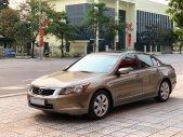 Bán ô tô Honda Accord 2.4 EX đời 2009, màu nâu vàng, xe nhập Mỹ giá 586 triệu tại Phú Thọ