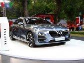 Bán ô tô VinFast LUX A2.0 đời 2020, màu xanh, giao xe nhanh giá 1 tỷ 129 tr tại Hà Nội