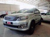 Bán ô tô Toyota Fortuner 2.7AT đời 2013, màu bạc giá 670 triệu tại Tp.HCM